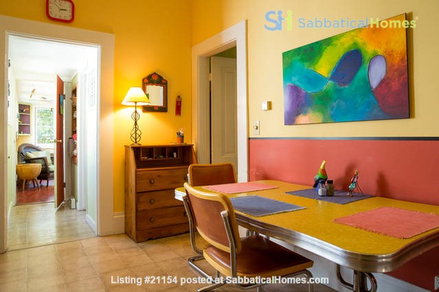 Spacious Sunny Mission Home with Garden & Parking Home Rental in San Francisco 3