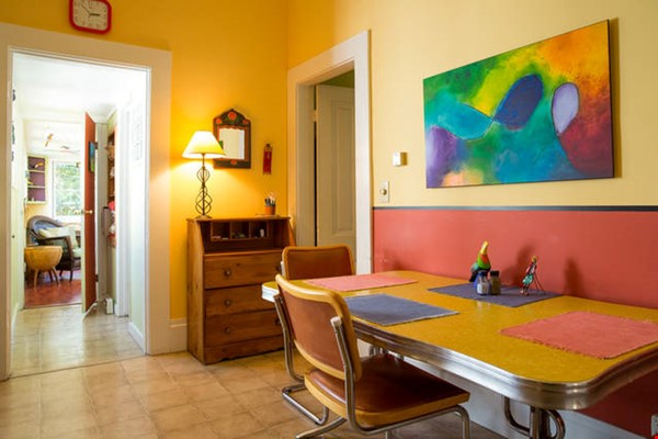 Spacious Sunny Mission Home with Garden & Parking Home Rental in San Francisco 3 - thumbnail