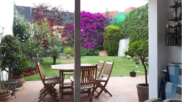 Large pleasant house with garden Mexico City Home Exchange in Mexico City 3 - thumbnail