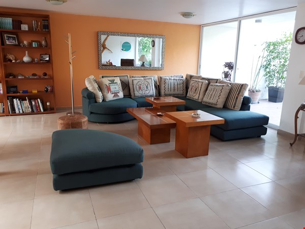 Large pleasant house with garden Mexico City Home Exchange in Mexico City 0 - thumbnail