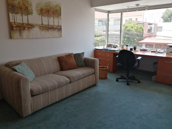 Large pleasant house with garden Mexico City Home Exchange in Mexico City 6 - thumbnail