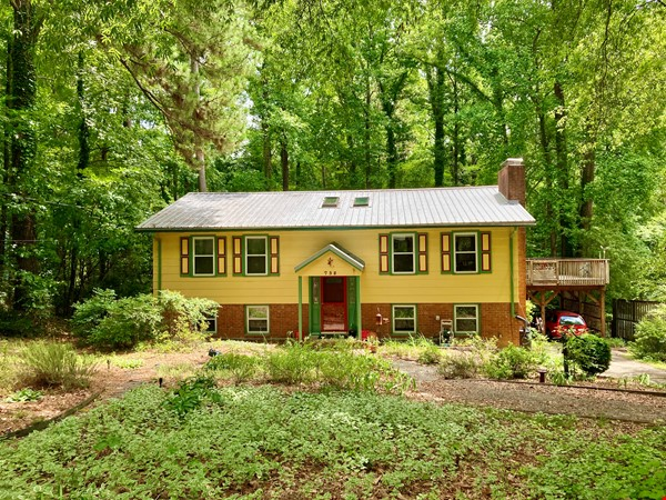 Bright spacious Chapel Hill home for rent Home Rental in Chapel Hill 0 - thumbnail