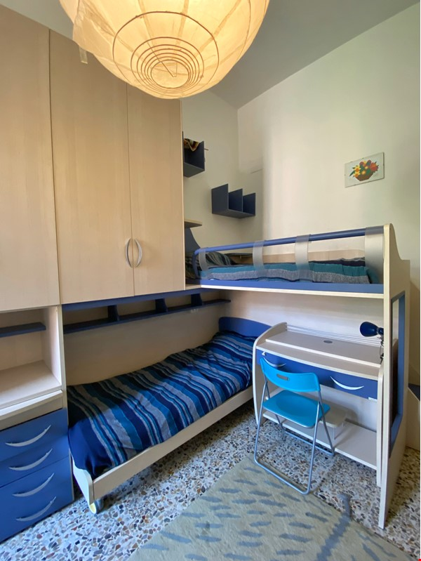 2 BR, 2 BA, spacious and comfortable apartment in Rome, Trastevere Home Rental in Rome 6 - thumbnail