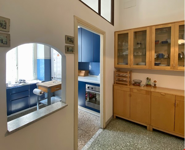 2 BR, 2 BA, spacious and comfortable apartment in Rome, Trastevere Home Rental in Rome 4 - thumbnail