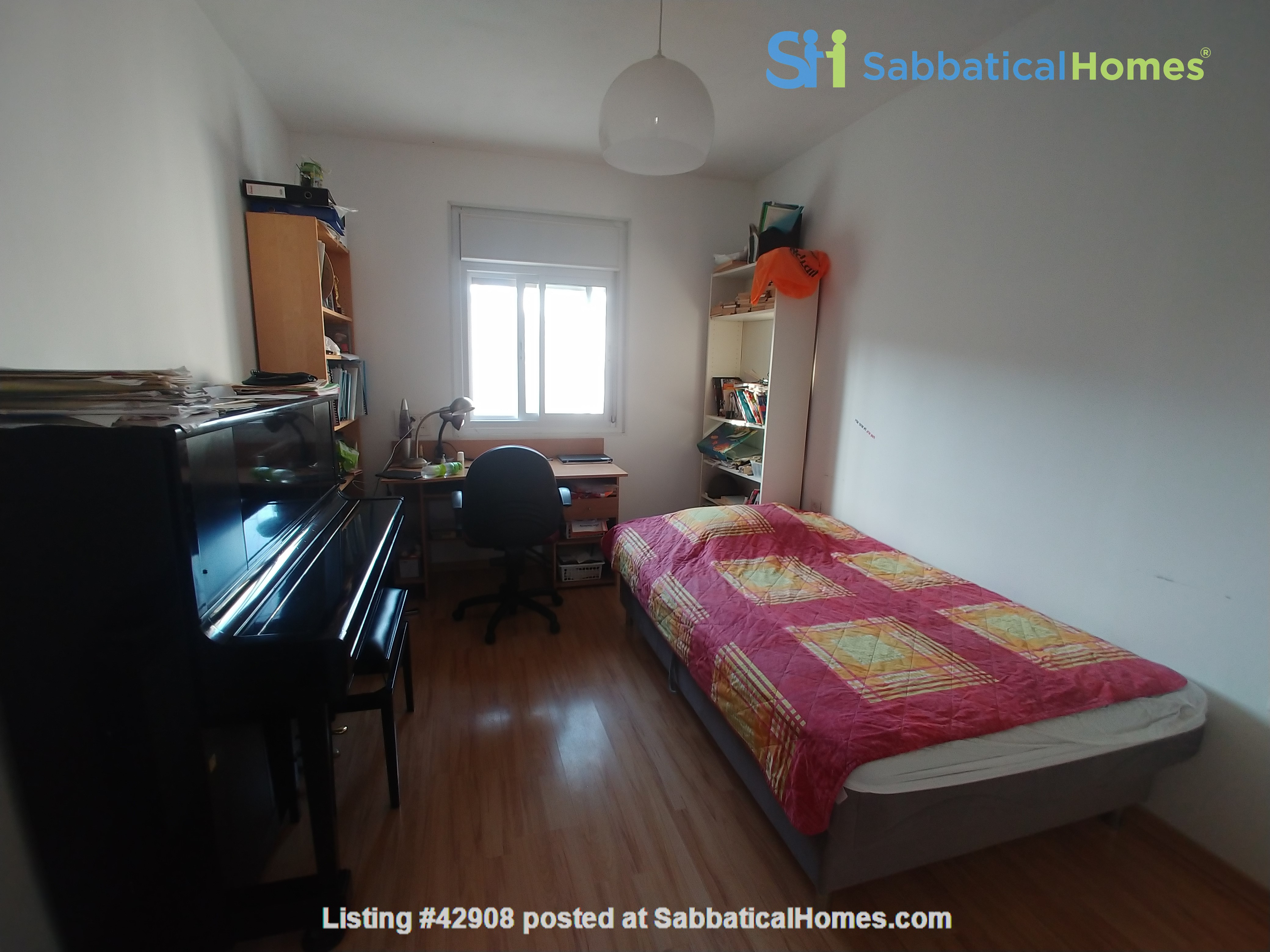A spacious fully furnished 3 bedroom apartment in Jerusalem near Givat Ram Home Rental in Jerusalem, Jerusalem District, Israel 0