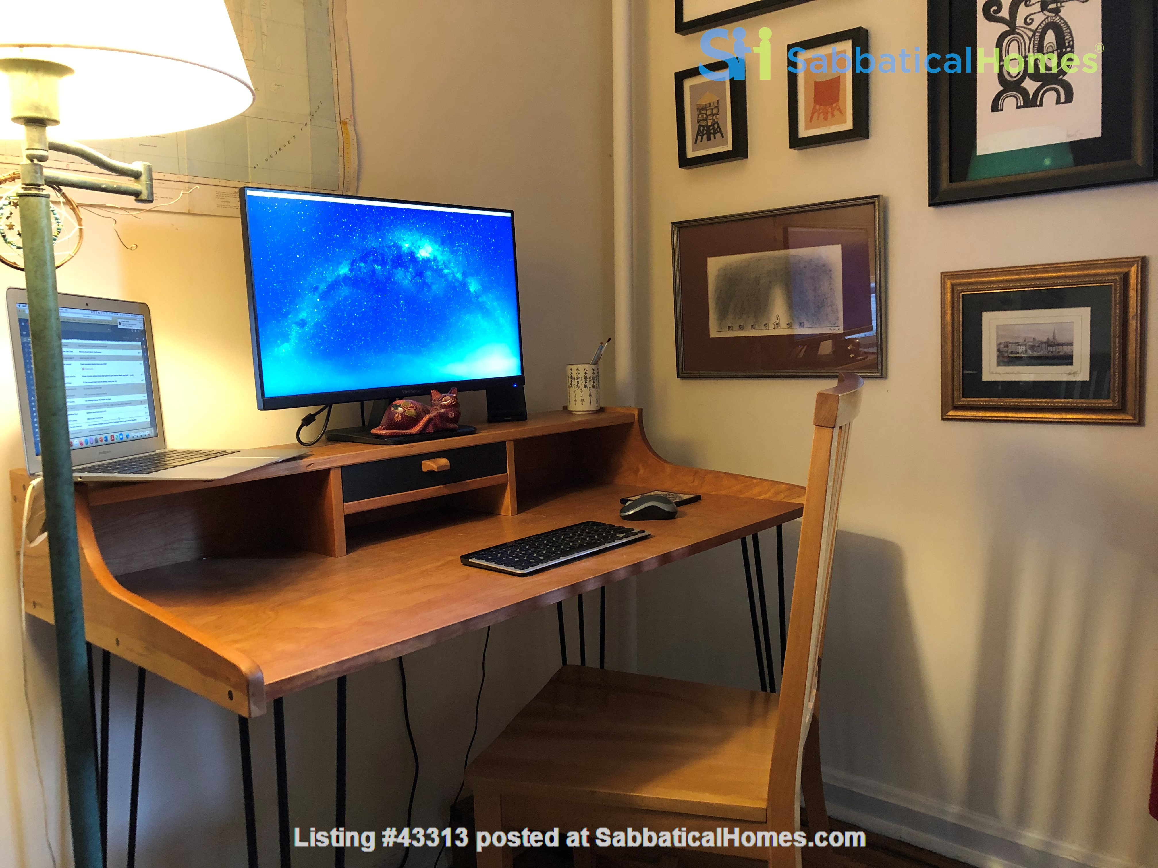 2-bedroom in Leafy New York City neighborhood Home Rental in Queens County, New York, United States 5