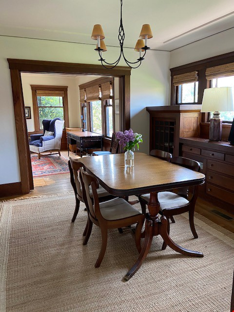 Gorgeous Furnished Craftsman Bungalow in Prime Location - Available 6/14/21 Home Rental in Berkeley 3 - thumbnail