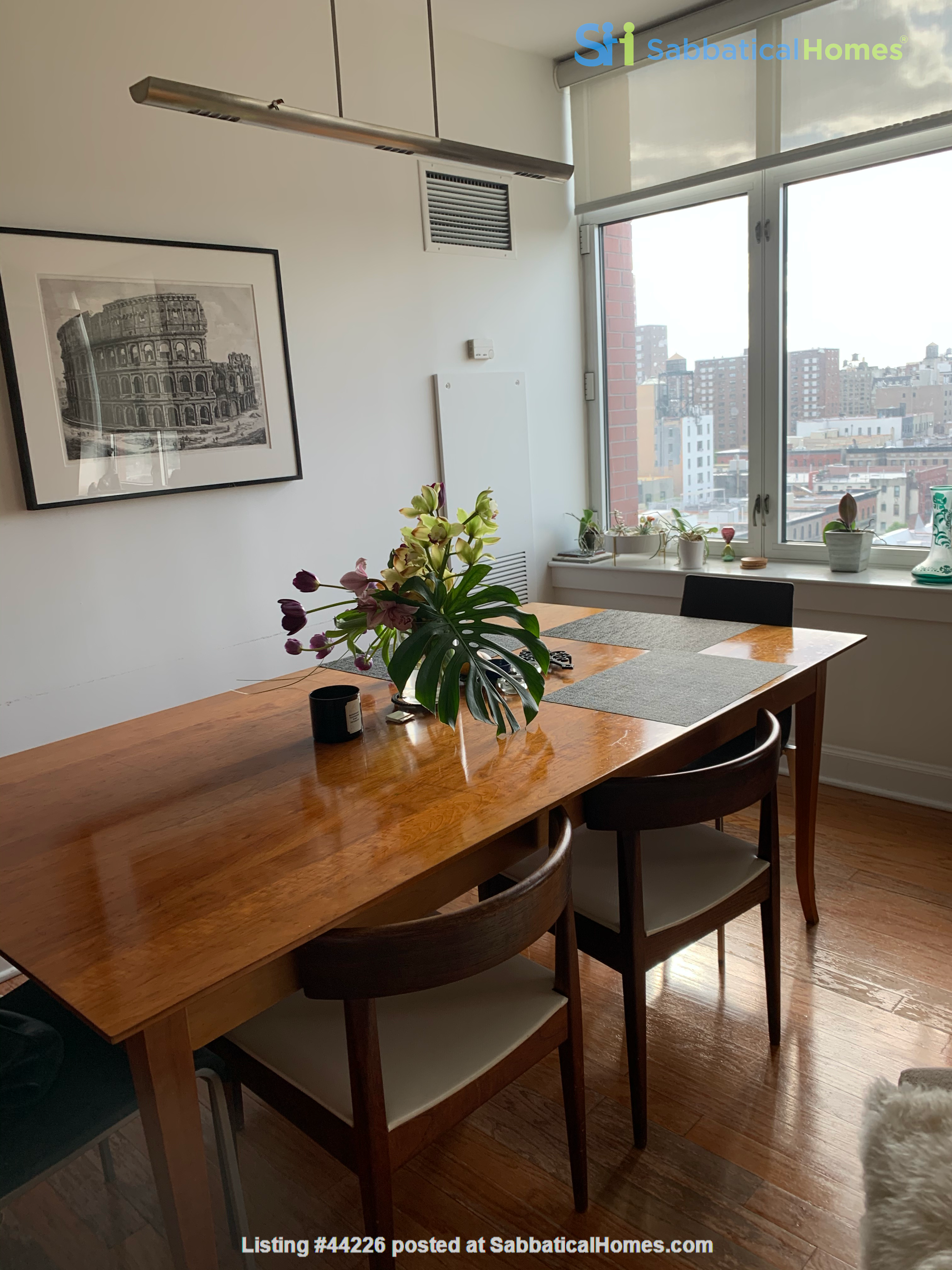 Safe and Luxurious, Sunny  and Quiet Two Bedroom Apt on Central Park West Home Rental in New York, New York, United States 4