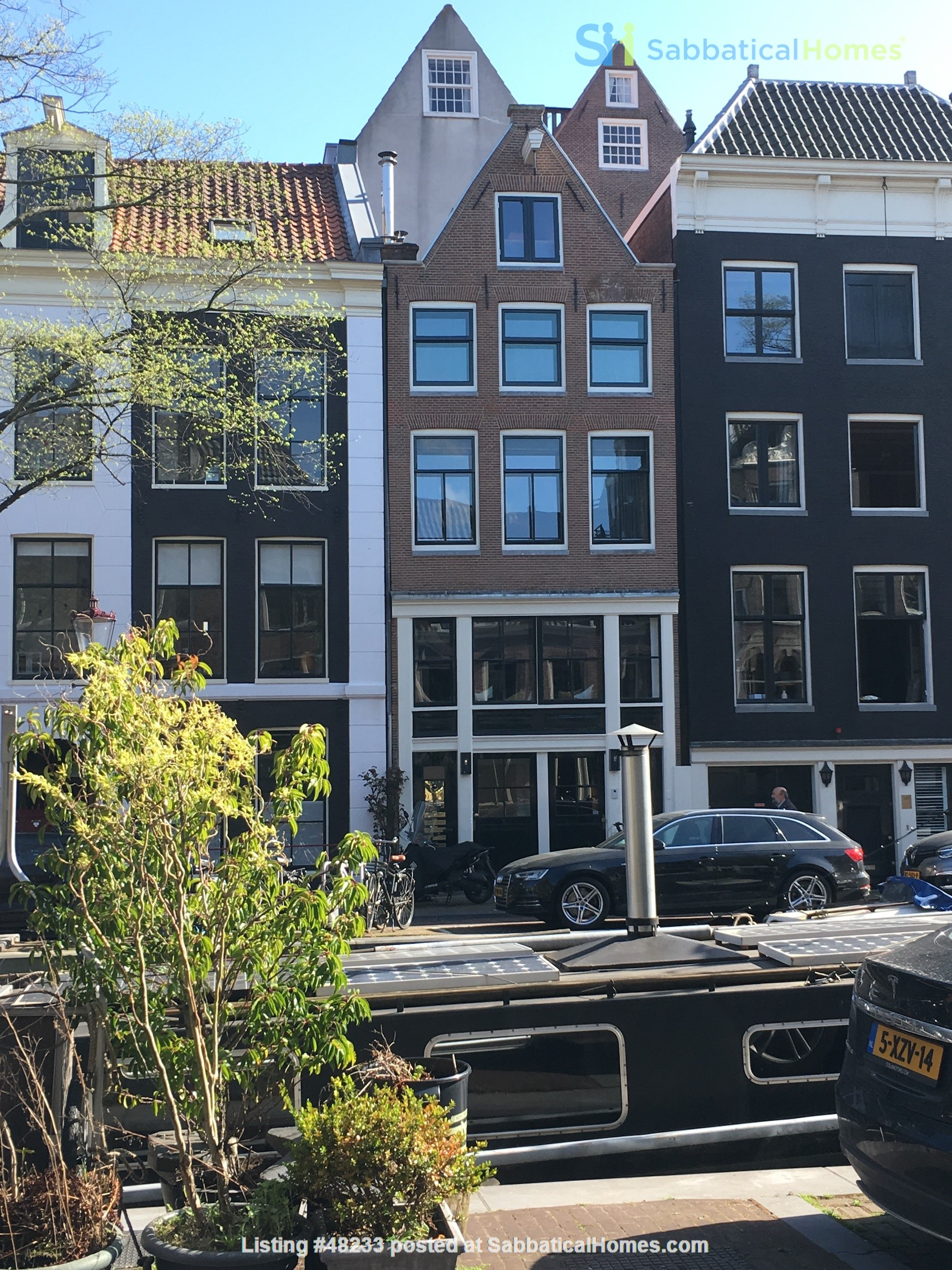 Expansive views and a glorious space to match Home Rental in Amsterdam 9