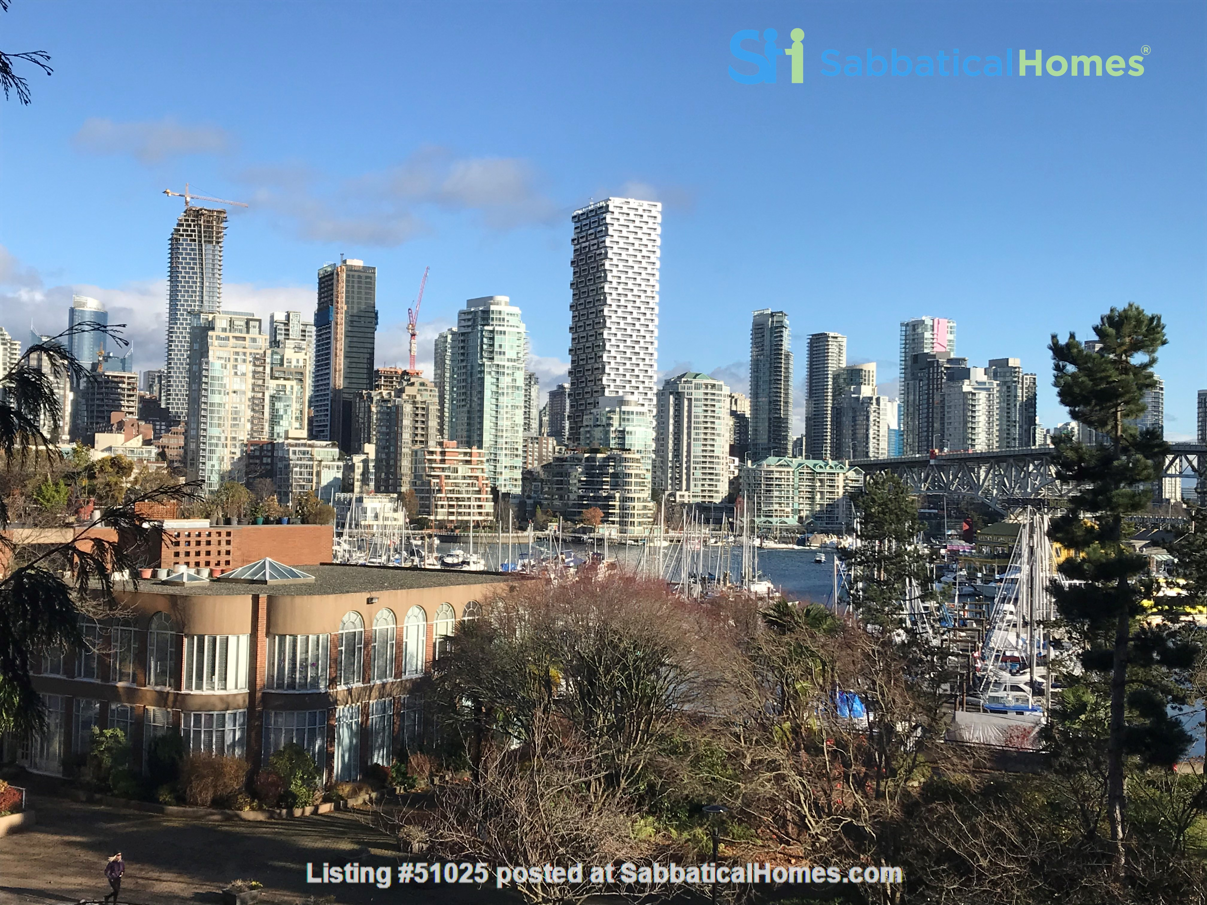 Vancouver  Seawall 2 Bedroom Condo by  Granville Island and Kitsilano Home Rental in Vancouver, British Columbia, Canada 0