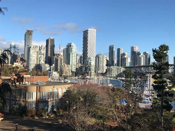 Vancouver  Seawall 2 Bedroom Condo by  Granville Island and Kitsilano Home Rental in Vancouver 0 - thumbnail