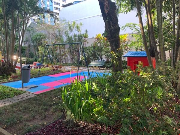 Rio de Janeiro Sunny 2BR apt in garden setting w 24/7 doorman Home Rental in  8 - thumbnail