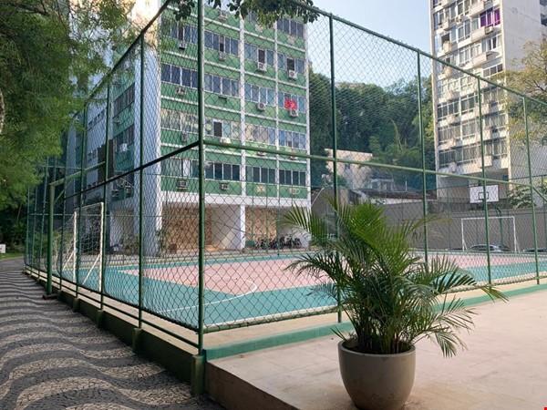 Rio de Janeiro Sunny 2BR apt in garden setting w 24/7 doorman Home Rental in  7 - thumbnail