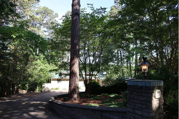 Lakeside living at the heart of lovely Chapel Hill Home Rental in Chapel Hill 0 - thumbnail