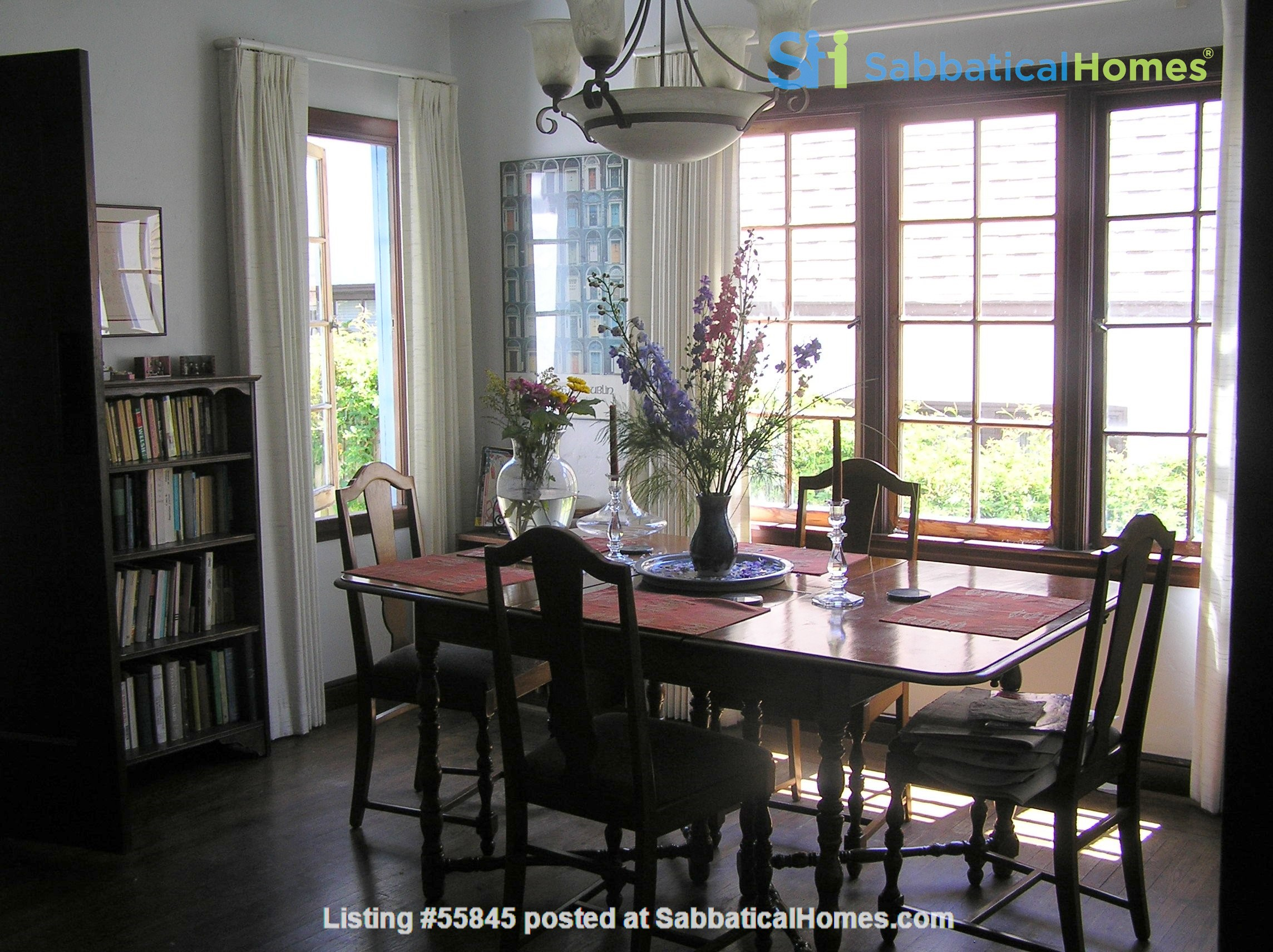 Well-located family home near parks, Gourmet Ghetto, UC Berkeley Home Rental in Berkeley, California, United States 0
