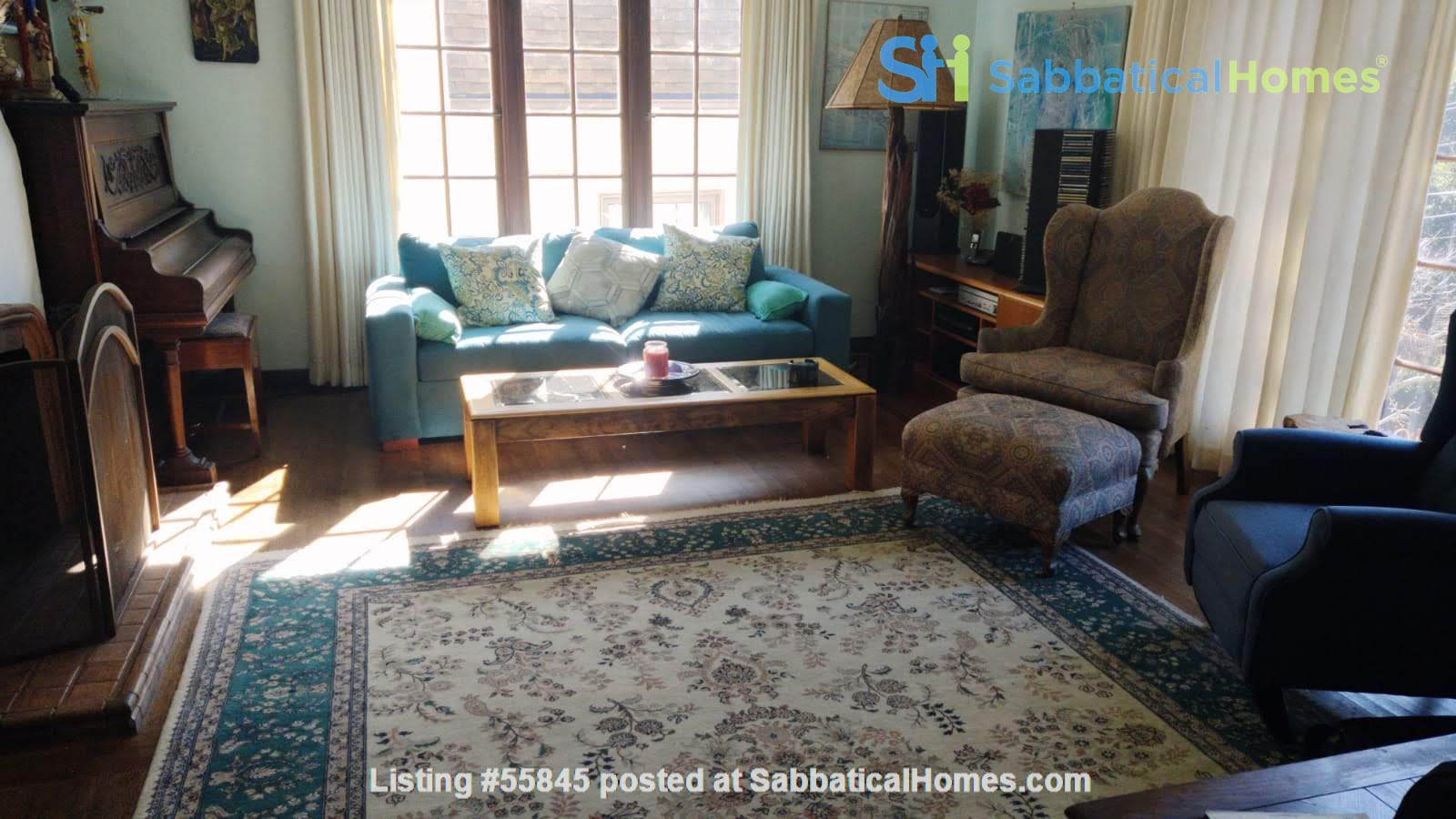 Well-located family home near parks, Gourmet Ghetto, UC Berkeley Home Rental in Berkeley, California, United States 3