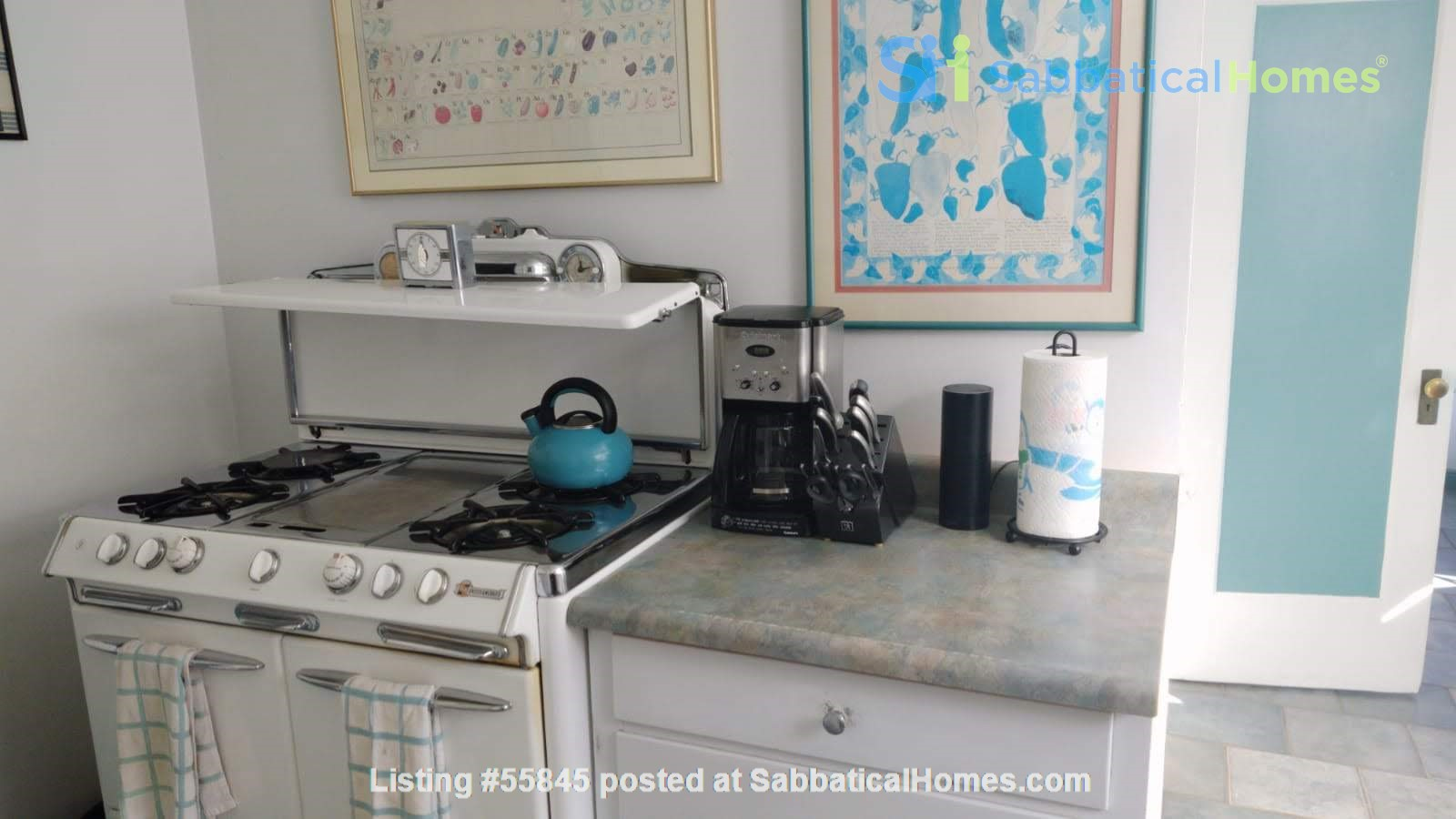 Well-located family home near parks, Gourmet Ghetto, UC Berkeley Home Rental in Berkeley, California, United States 6
