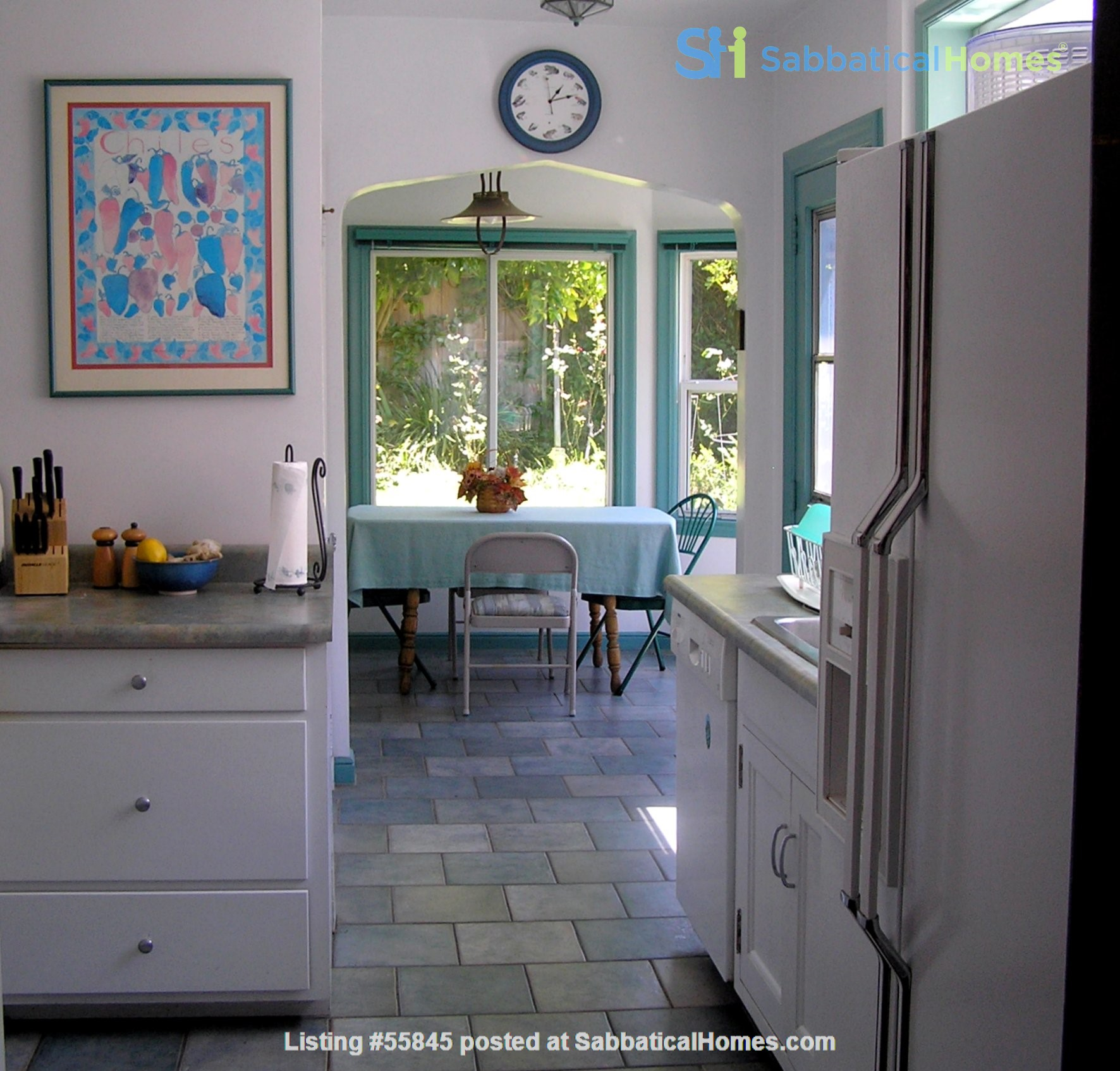 Well-located family home near parks, Gourmet Ghetto, UC Berkeley Home Rental in Berkeley, California, United States 5