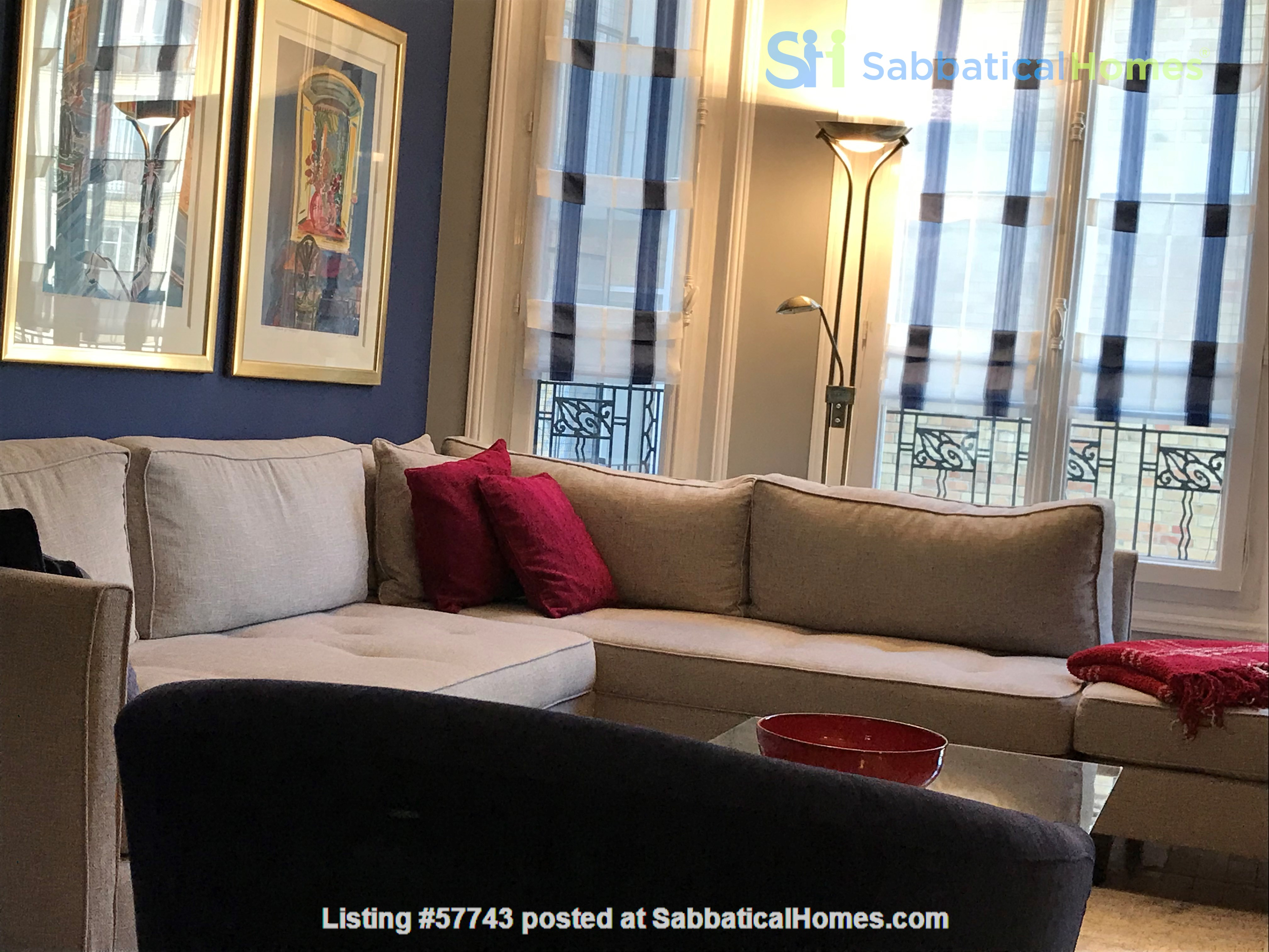 Sabbatical? Live like a native, not a tourist Home Rental in Paris, Île-de-France, France 3