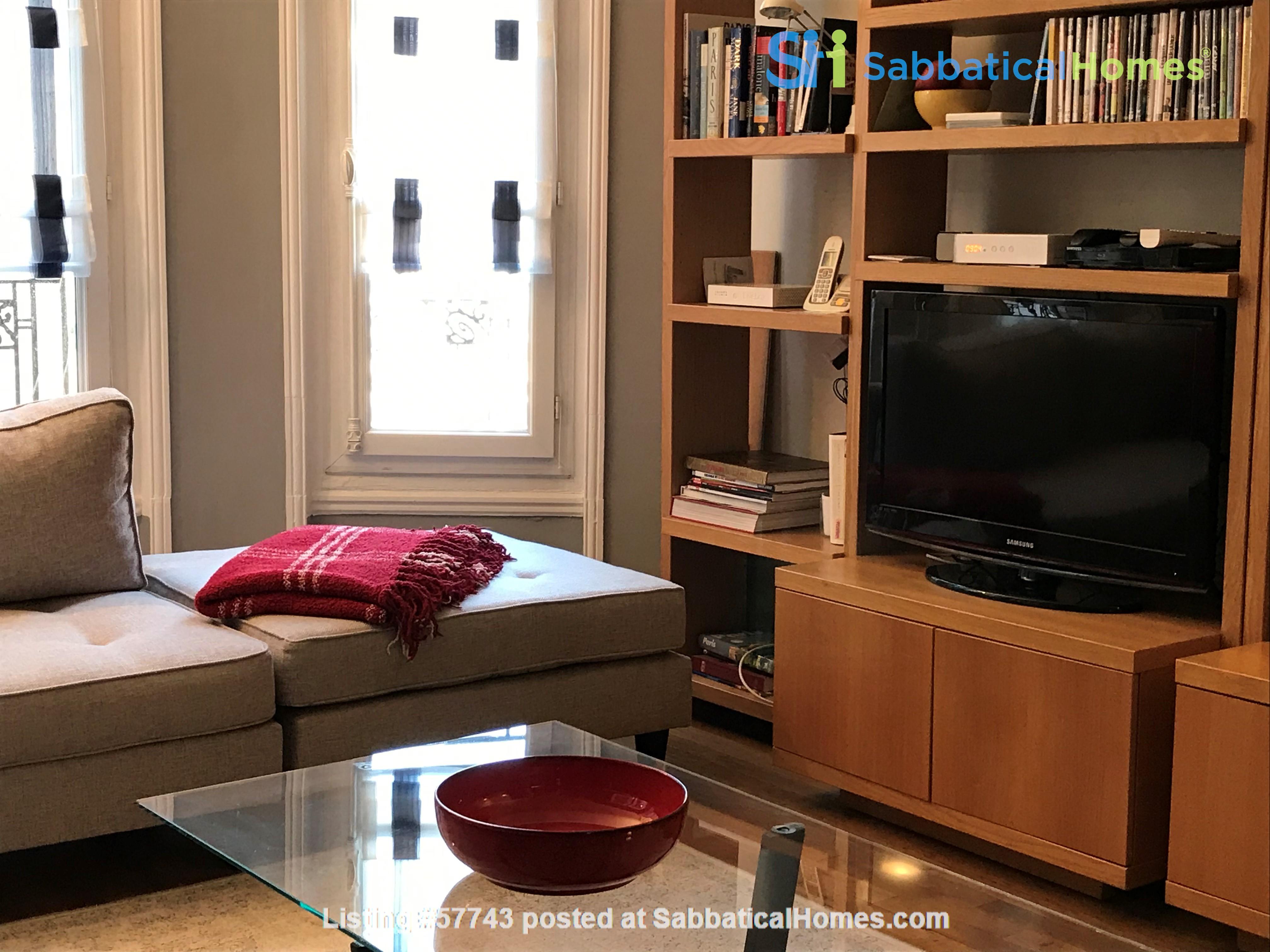 Sabbatical? Live like a native, not a tourist Home Rental in Paris, Île-de-France, France 4