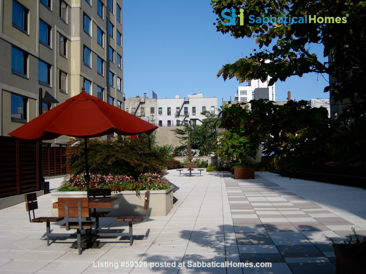 Zen 2BD/2BA Condo in Luxury Building w/Gym, 2 Rooftop Terraces, Harlem NYC Home Rental in New York, New York, United States 1