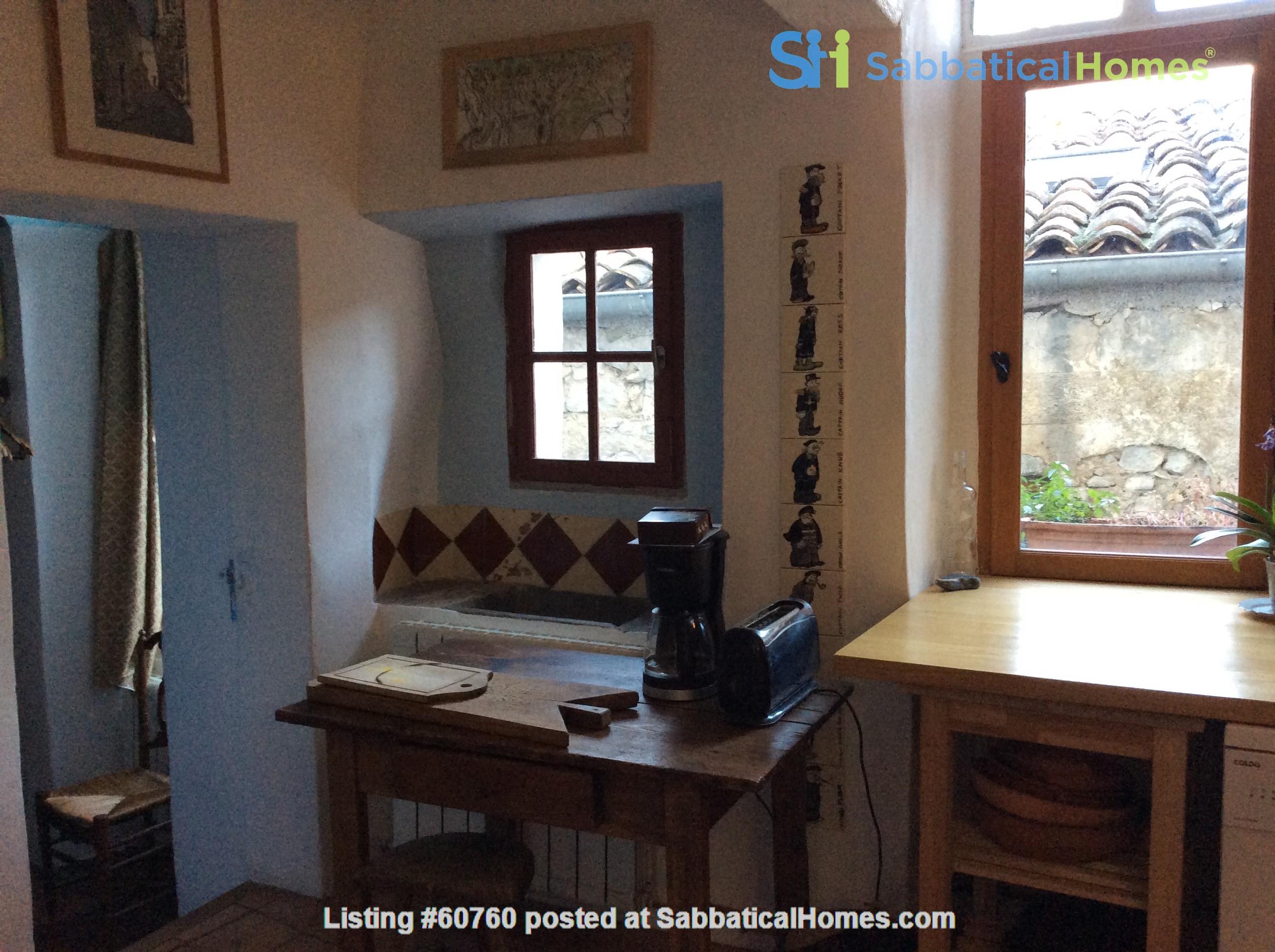 4 bedroom home in Beautiful Sauve Home Rental in Sauve, Occitanie, France 6
