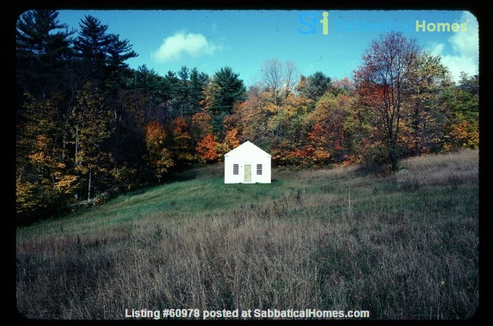 Writer's Retreat -- Idyllic Rural Cabin Home Rental in Cornwall, Connecticut, United States 0