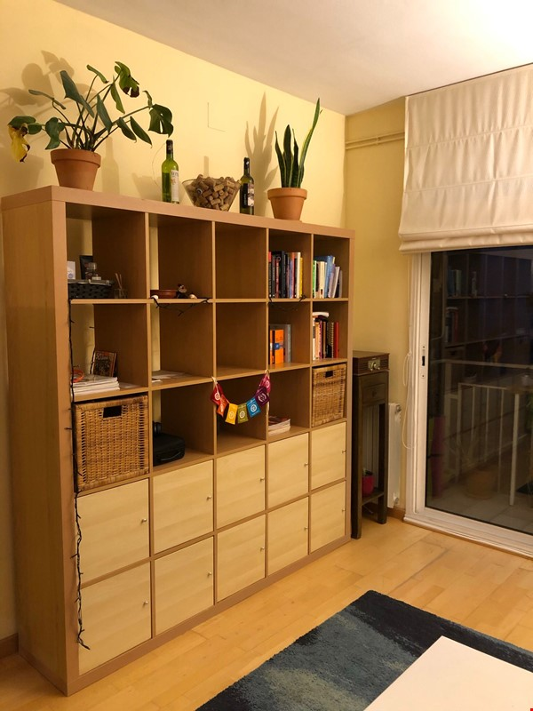 Convenient 2BR apartment right next to metro in Gracia / St Gervasi Home Rental in Barcelona 1 - thumbnail