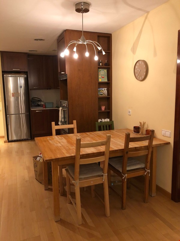 Convenient 2BR apartment right next to metro in Gracia / St Gervasi Home Rental in Barcelona 4 - thumbnail