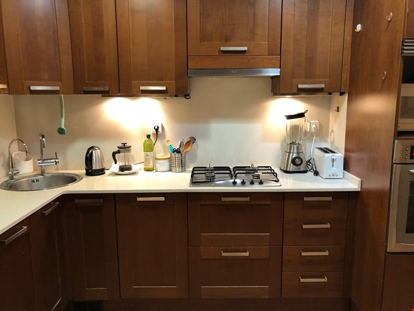 Convenient 2BR apartment right next to metro in Gracia / St Gervasi Home Rental in Barcelona 3 - thumbnail