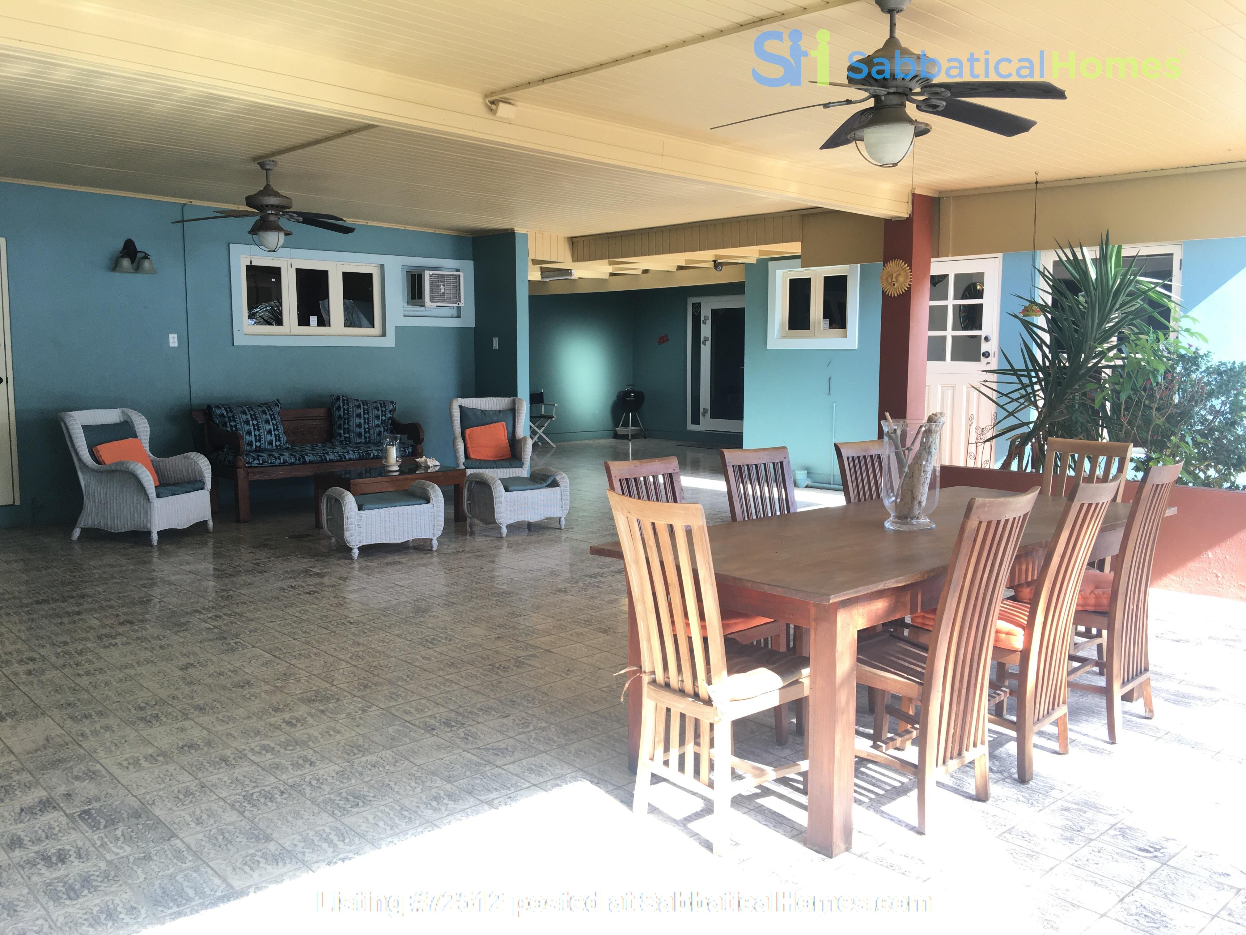 Ocean Front Snorkeling Paradise at Spanish Lagoon Home Rental in Savaneta, , Aruba 4