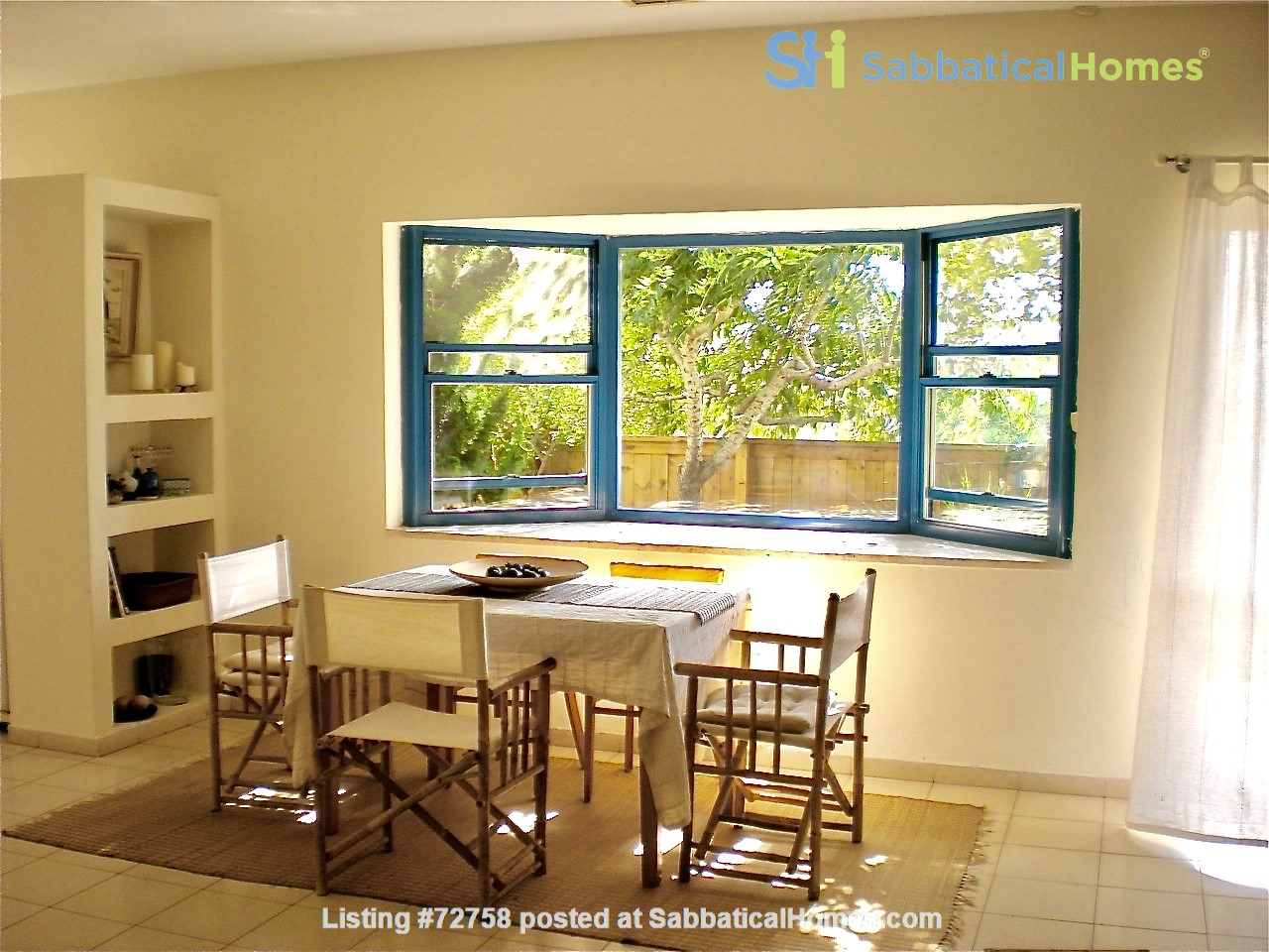 BEAUTIFUL DETACHED 3 Bed VILLA WITH GARDEN short/long let-  ZICHRON YA'AKOV Home Rental in Zikhron Ya'akov 2