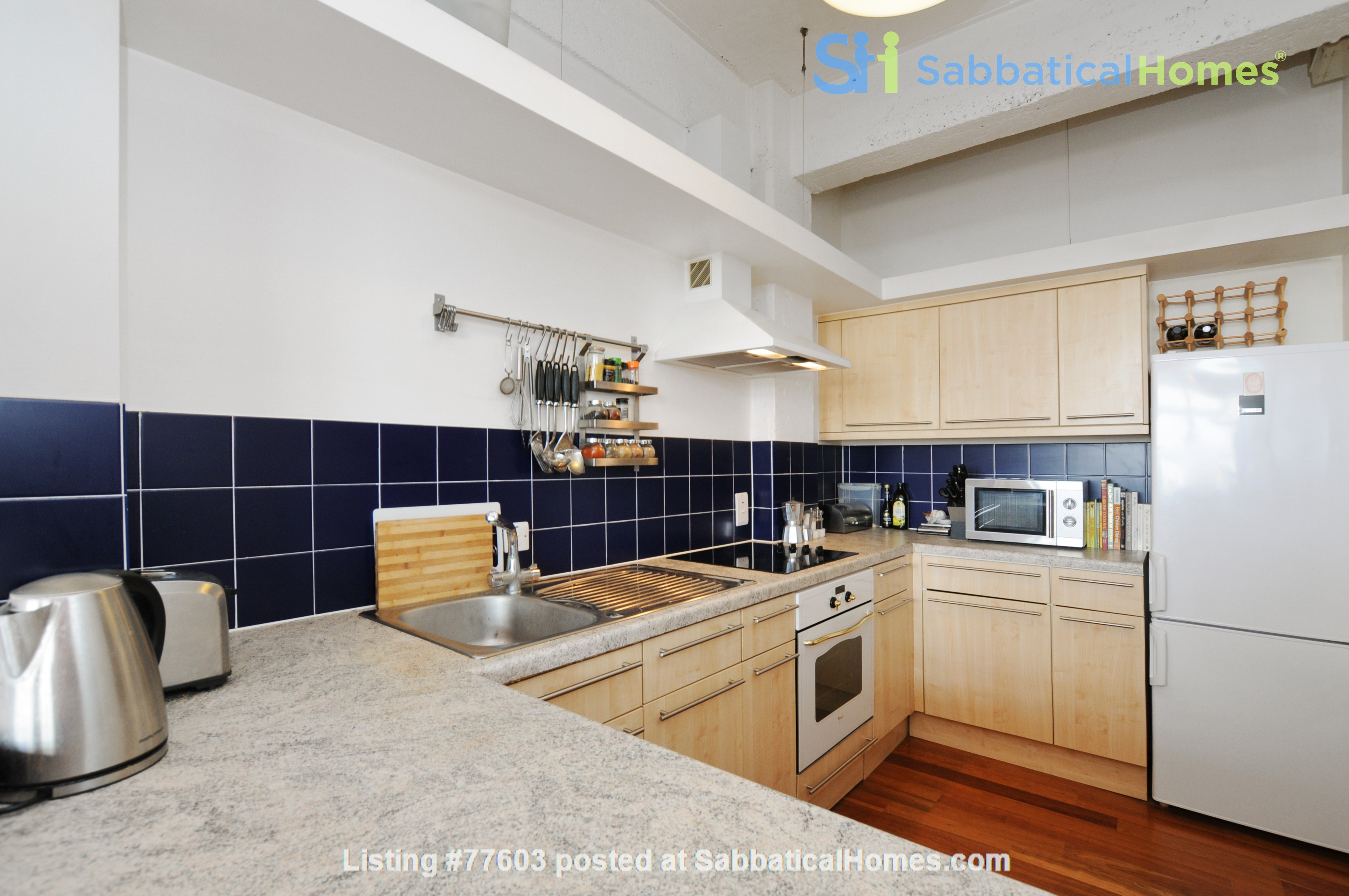 London Zone 1. Quiet & Secure. Concierge. All utilities included. Home Rental in Greater London, England, United Kingdom 6