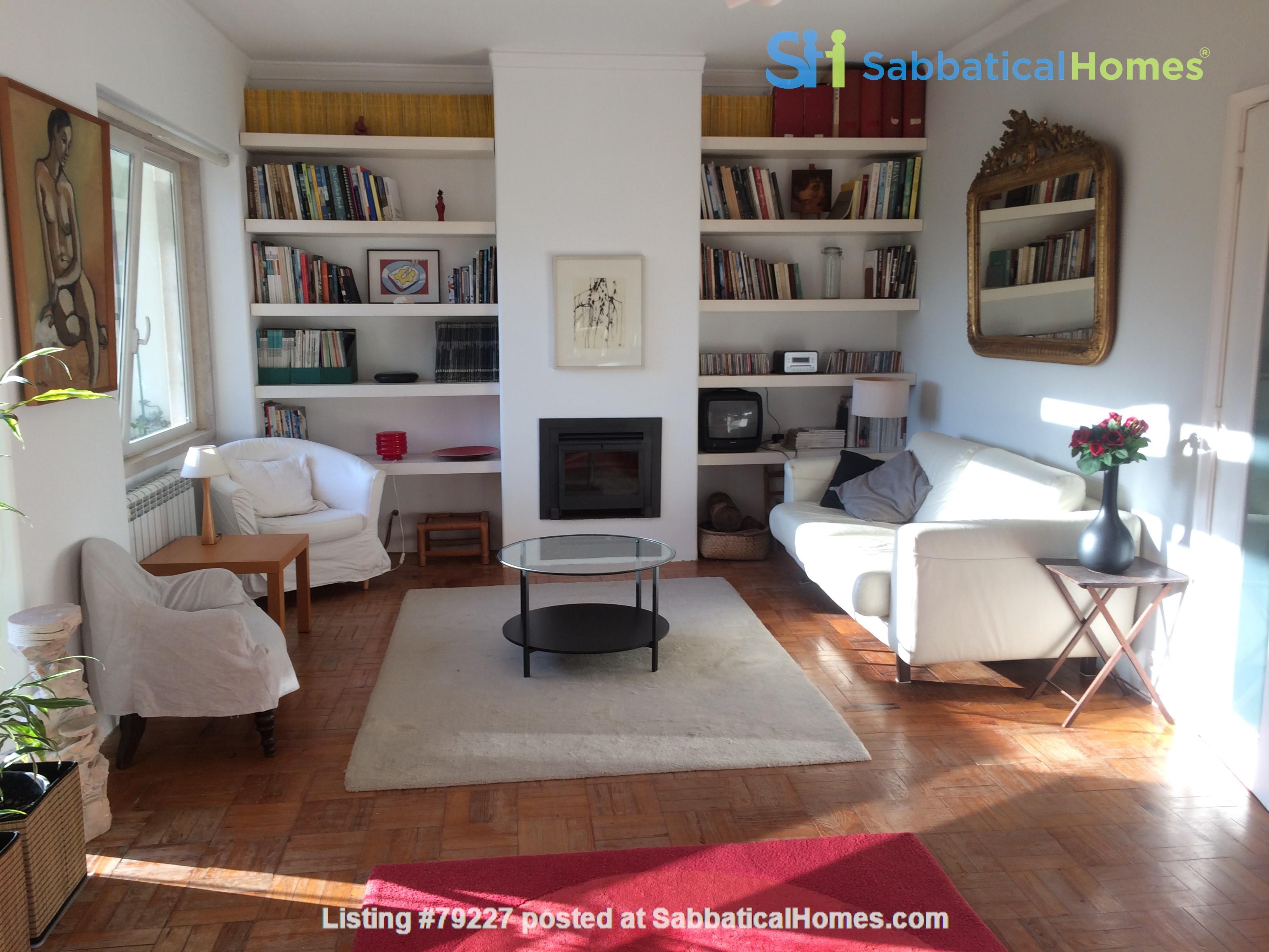 Very sunny apartment in Carcavelos Beach, between Lisbon and Cascais Home Rental in Carcavelos, Lisboa, Portugal 1