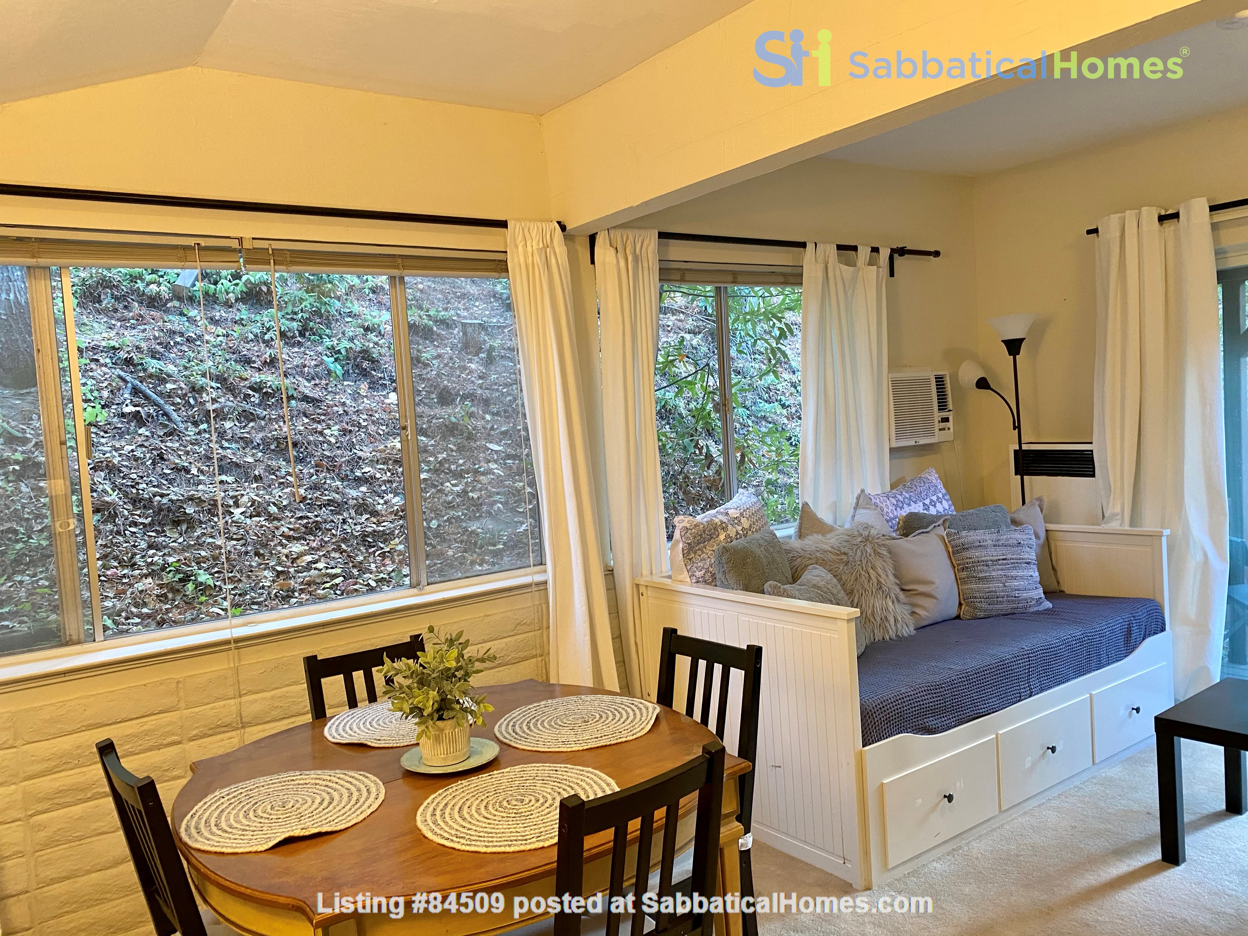 Charming, fully furnished 1BR apartment in Orinda Home Rental in Orinda, California, United States 2