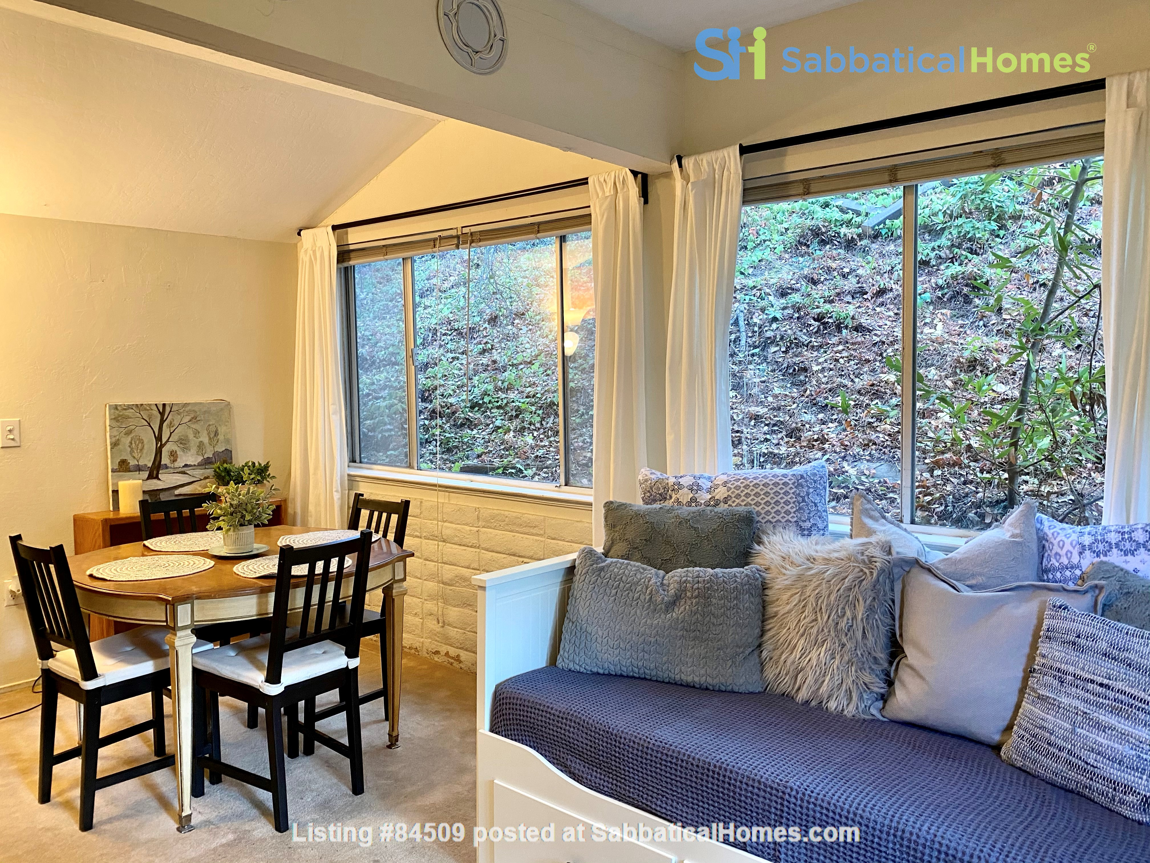 Charming, fully furnished 1BR apartment in Orinda Home Rental in Orinda, California, United States 5
