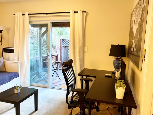 Charming, fully furnished 1BR apartment in Orinda Home Rental in Orinda 6 - thumbnail
