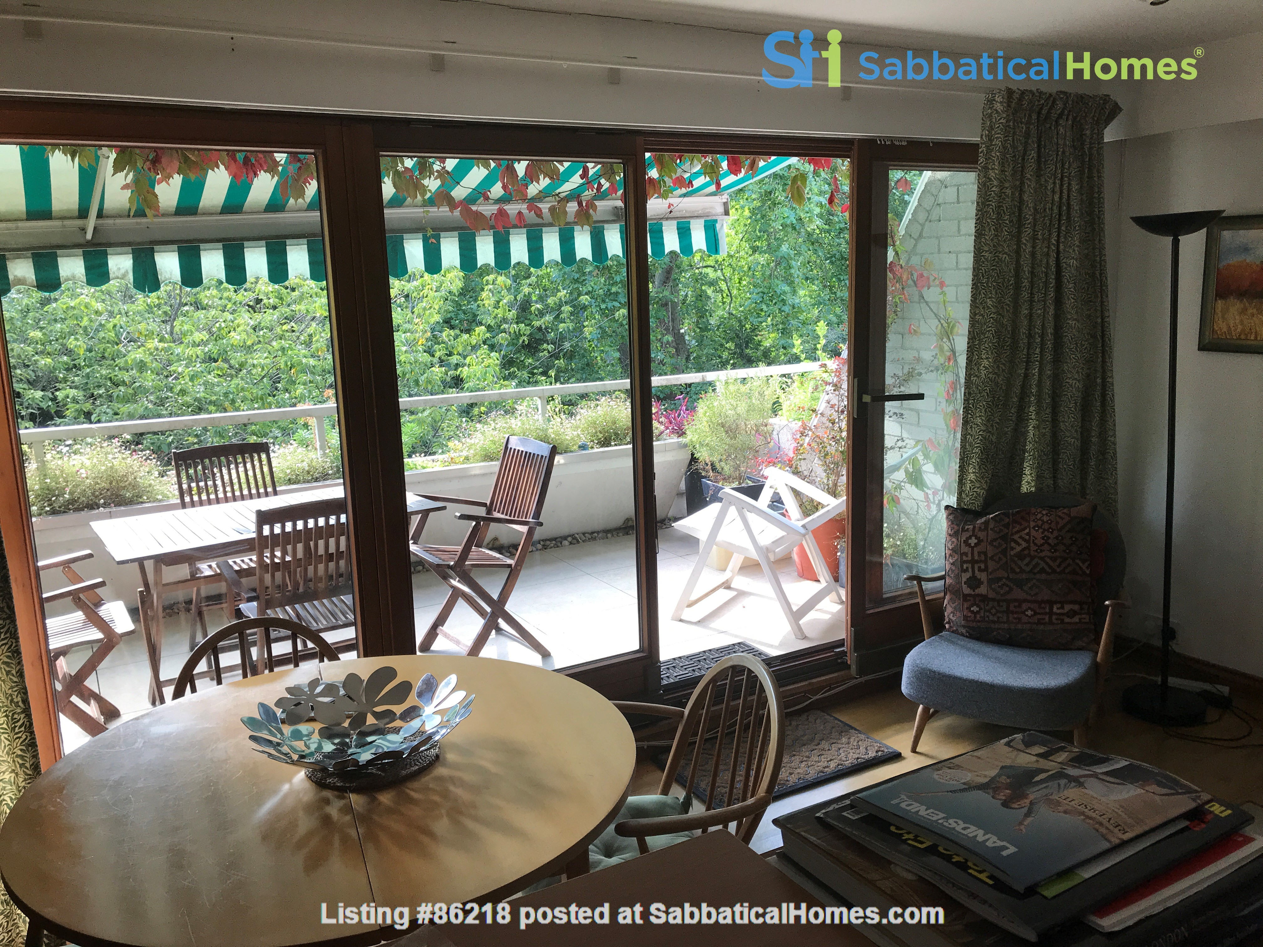 2 Bed duplex, Large Terrace, hidden oasis, Marble Arch/Hyde Park Home Rental in Greater London, England, United Kingdom 1