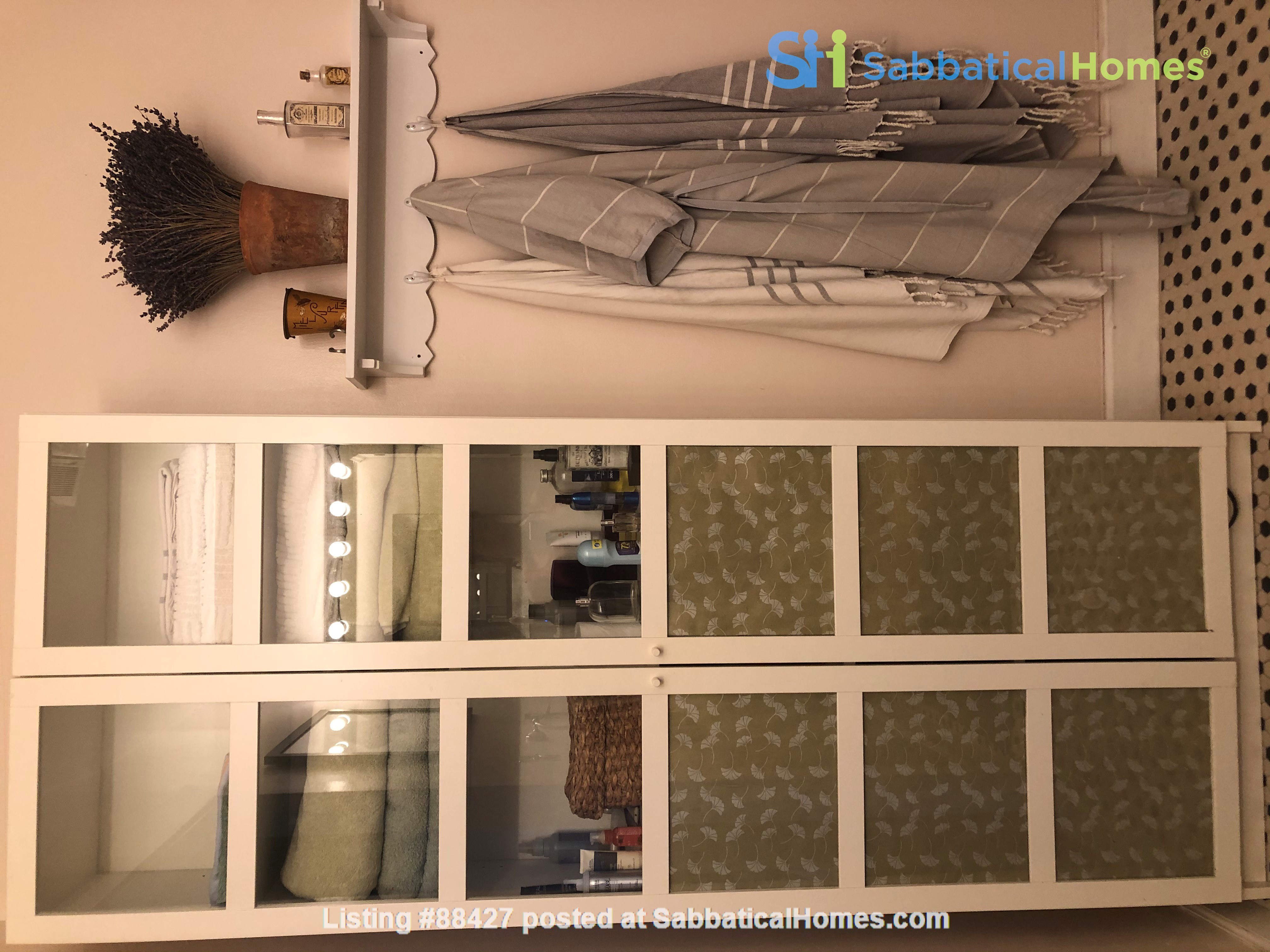 Elegant light-filled 2 bedroom condo NW D.C. Home Rental in Washington, District of Columbia, United States 7