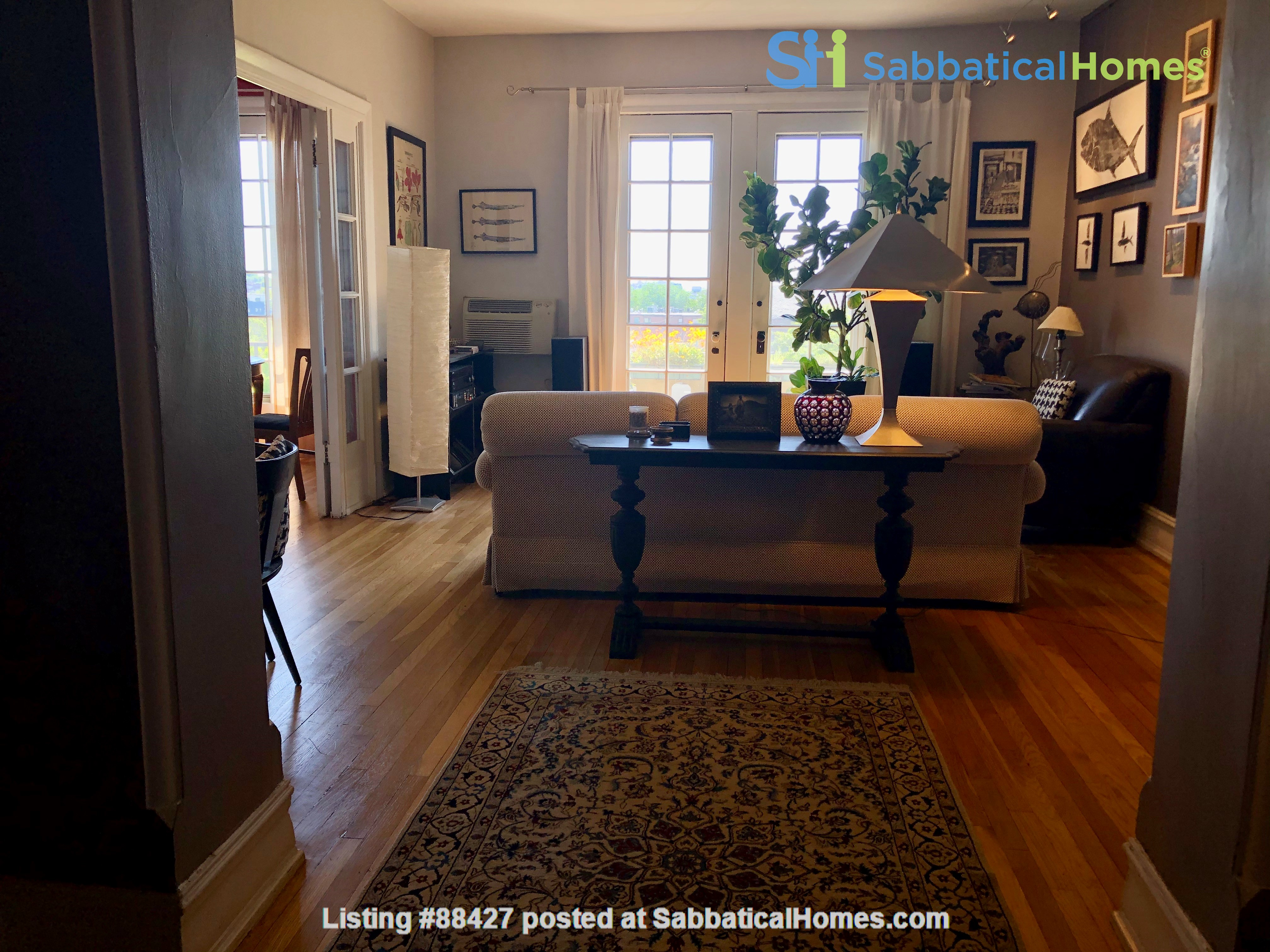 Elegant light-filled 2 bedroom condo NW D.C. Home Rental in Washington, District of Columbia, United States 0