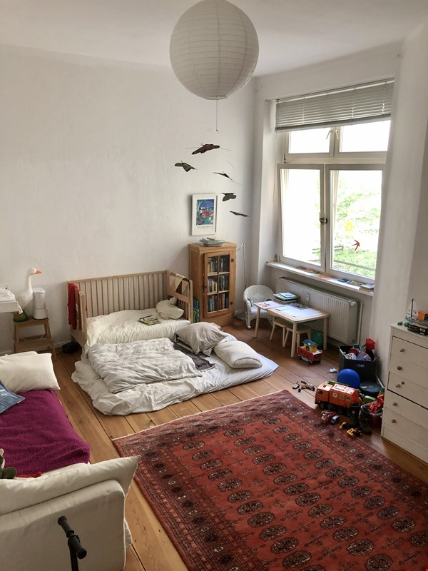 Lovely 120 sq m flat in Prenzlauer Berg from Aug '21 or possibly Jan '22 Home Rental in Berlin 4 - thumbnail