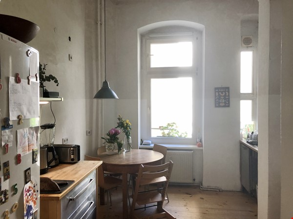 Lovely 120 sq m flat in Prenzlauer Berg from Aug '21 or possibly Jan '22 Home Rental in Berlin 6 - thumbnail
