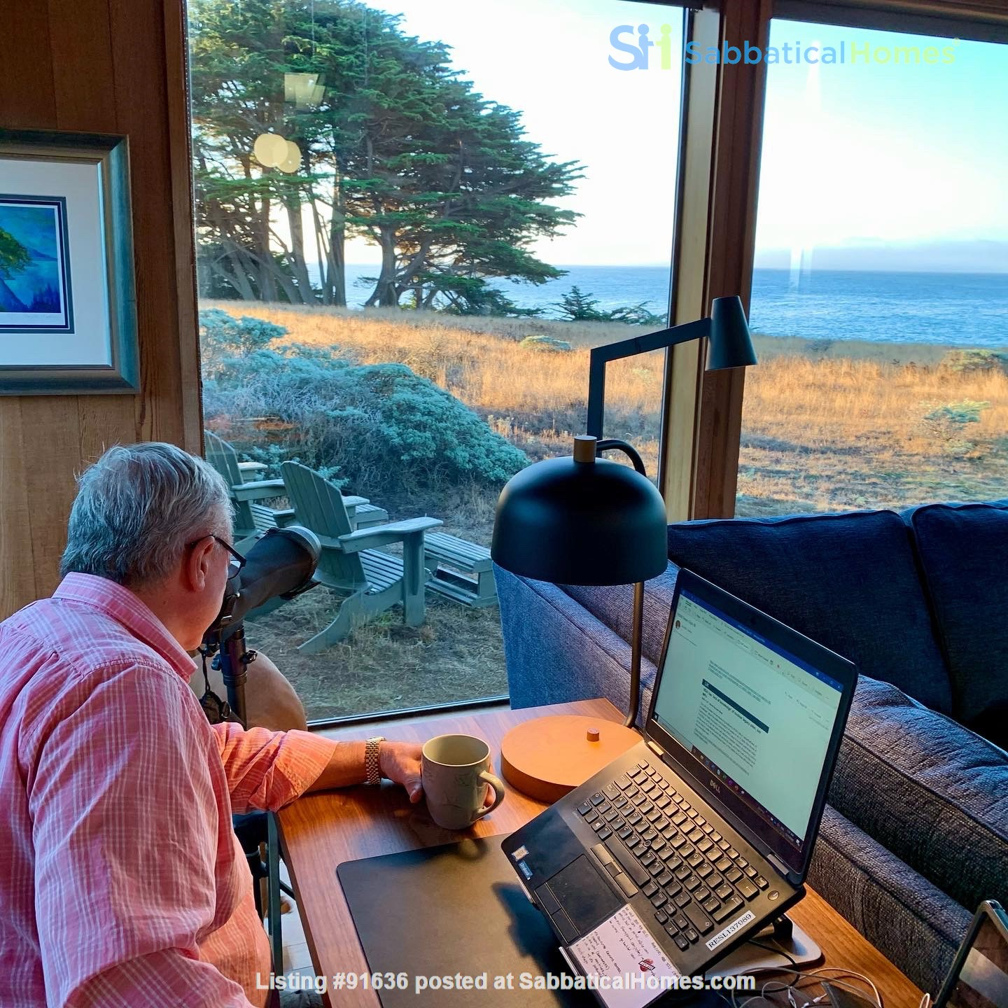 Sea Ranch Abalone Bay Ocean Front Retreat Beckons the Muse Home Rental in Sea Ranch, California, United States 9