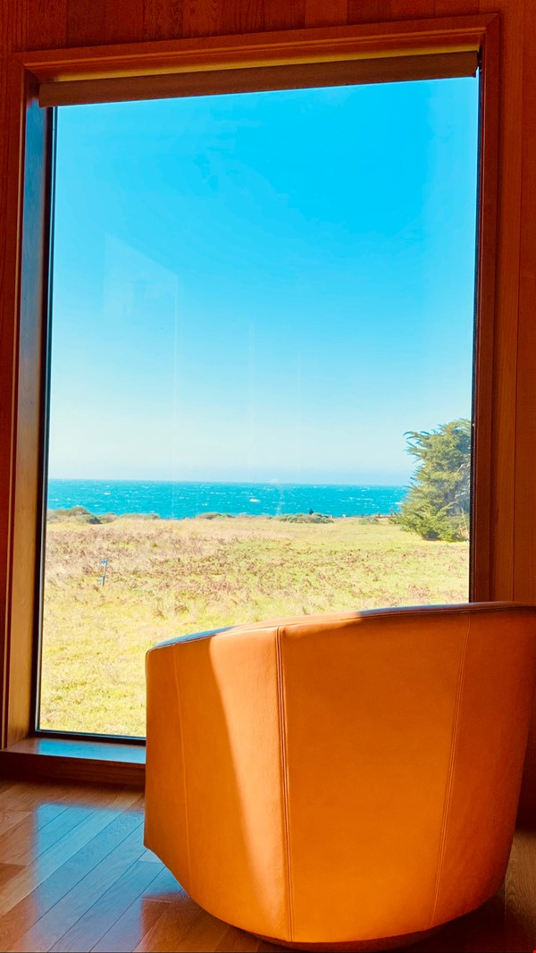 Sea Ranch Abalone Bay Ocean Front Retreat Beckons the Muse Home Rental in Sea Ranch 7 - thumbnail