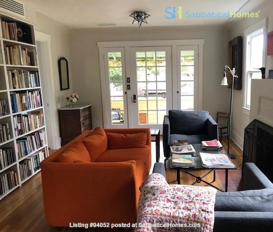 Elegant Cottage within walking distance to Oak Park Home Rental in Santa Barbara, California, United States 8