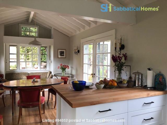 Elegant Cottage within walking distance to Oak Park Home Rental in Santa Barbara, California, United States 7