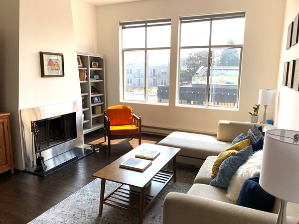 listing image for Bright, 1-Bdrm Soma Condo with Office