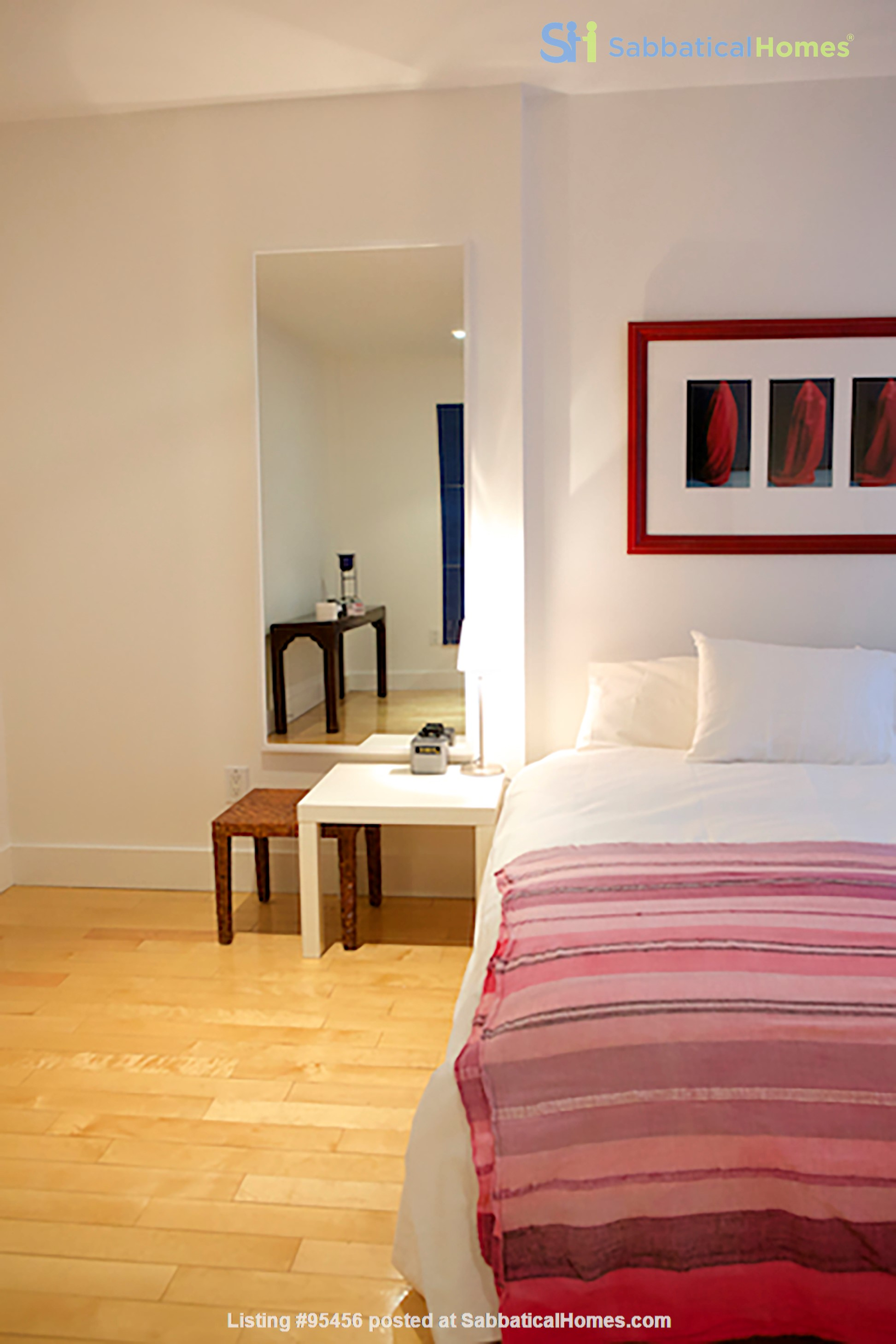 Garden Apartment in Harlem, minutes from Columbia Home Rental in New York, New York, United States 6