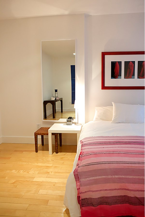 Garden Apartment in Harlem, minutes from Columbia Home Rental in New York 6 - thumbnail