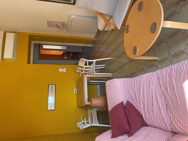 Colors of Testaccio, well-lit and terraced apartment in Rome Home Rental in Rome 6 - thumbnail